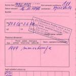 24.10.06 – těhotenský průkaz, 9tt